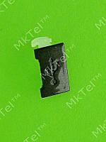 Заглушка разъема USB Nokia X3-00 Оригинал Черный