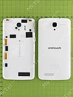 Задняя крышка Alcatel One Touch Scribe HD 8008d Оригинал Китай Белый