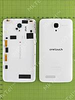 Задняя крышка Alcatel One Touch Scribe HD 8008d, белый orig-china