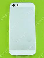 Задняя крышка iPhone 5S Копия АА Серебристый
