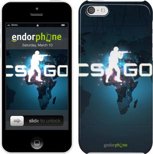"Чехол на iPhone 5c Counter-Strike: Global Offensive ""2756c-23"""