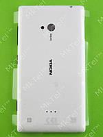 Задняя крышка Nokia Lumia 720 в сборе Оригинал Белый