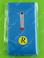 Задняя крышка Nokia Lumia 900 в сборе Оригинал Синий
