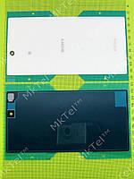 Задняя крышка Sony Xperia Z Ultra C6802 с скотчем Оригинал Китай Белый