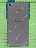 Задняя крышка Sony Xperia Z4 Compact с скотчем Оригинал Китай Золотистый