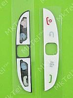 Клавиатура Blackberry 9800 Torch функциональная Оригинал Китай Белый