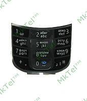 Клавиатура Nokia 2680 slide, черный, Оригинал #9795916