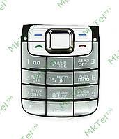 Клавиатура Nokia 3110 classic, серый copyA