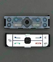 Клавиатура Nokia 3250 функциональная Оригинал Белый