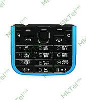 Клавиатура Nokia 5730 Копия А Черный