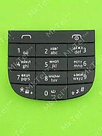 Клавиатура Nokia Asha 203 Оригинал Черный