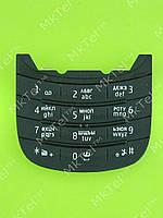 Клавиатура Nokia C2-05 Оригинал Черный