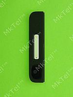 Клавиатура Nokia C6-01 функциональная Оригинал Серебрист. с черным