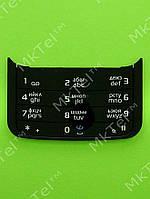 Клавиатура Nokia N96 цифровая Оригинал Черный
