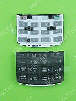 Клавиатура Nokia X3-02 Оригинал Серый