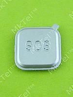 Кнопка SOS FLY EZZY 3 Оригинал Серый