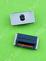 Кнопка вибромотора iPhone 5 Оригинал Китай Черный