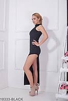 Женское платье Подіум Desire 18333-BLACK XS Черный