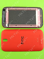 Корпус HTC One SV C520e в сборе 4g LTE, красный orig-china
