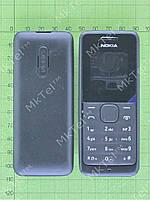 Корпус Nokia 105 RM-1134 2015 в сборе, клавиатура без кирилицы Копия Черный