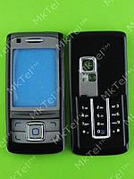 Корпус Nokia 6280, 2 части с клавиатурой Копия АА Черный