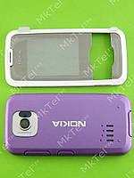 Корпус Nokia 7610 Supernova, 3 части Оригинал Китай Фиолетовый