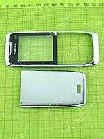 Корпус Nokia E51, 2 части Оригинал Китай Серебрист.