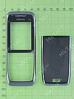 Корпус Nokia E51, 2 части с клавиатурой Оригинал Китай Черный
