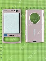 Корпус Nokia N95 8Gb, 3 части Копия АА Розовый