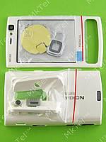 Корпус Nokia N95 8Gb, 3 части, белый copyAA