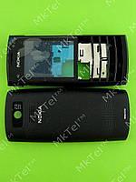 Корпус Nokia X2-02 в сборе, без клавиатуры Копия АА Черный