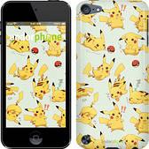 "Чехол на iPod Touch 5 Pikachu pokemon go ""3769c-35"""