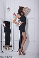 Женское платье Подіум Vanessa 18323-BLACK XS Черный