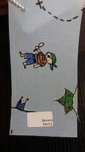 Ткани для ролет в детскую комнату
