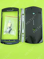 Корпус Sony Ericsson Xperia Neo MT15i в сборе Оригинал Китай Черный