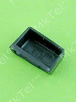 Прокладка уплотнительная разъема USB Nokia 603 Оригинал Черный