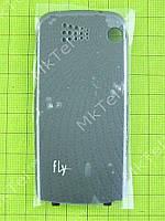 Крышка батареи FLY DS186 Оригинал Серый