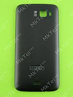 Крышка батареи FLY IQ4411 Quad Energie 2, черный, Оригинал #314201157