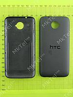 Крышка батареи HTC Desire 601 с кнопками Оригинал Китай Черный