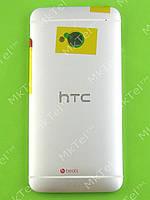Крышка батареи HTC One M7 801e Оригинал Китай Белый