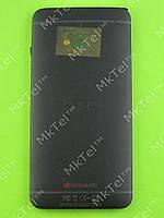 Крышка батареи HTC One M7 801e Оригинал Китай Черный