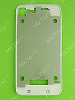 Крышка батареи iPhone 4G без стекла Копия А Белый