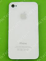 Крышка батареи iPhone 4S Копия А Белый