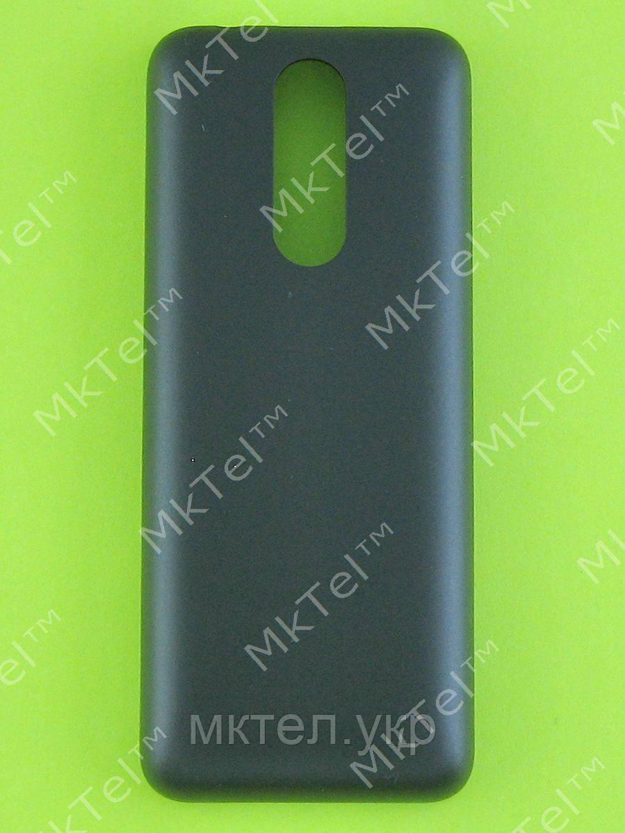 Крышка батареи Nokia 108 Dual SIM, черный, Оригинал #9448541