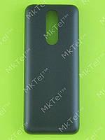 Крышка батареи Nokia 108 Dual SIM Оригинал Черный
