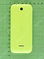 Крышка батареи Nokia 225 Dual SIM Оригинал Желтый
