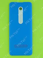 Крышка батареи Nokia 301 Оригинал Синий