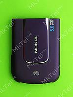 Крышка батареи Nokia 6220 classic Оригинал Cиреневый