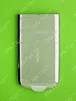 Крышка батареи Nokia 6700 classic Оригинал Китай Серебристый