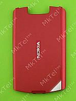 Крышка батареи Nokia 700 Оригинал Красный